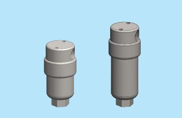 Stainless steel filter housings